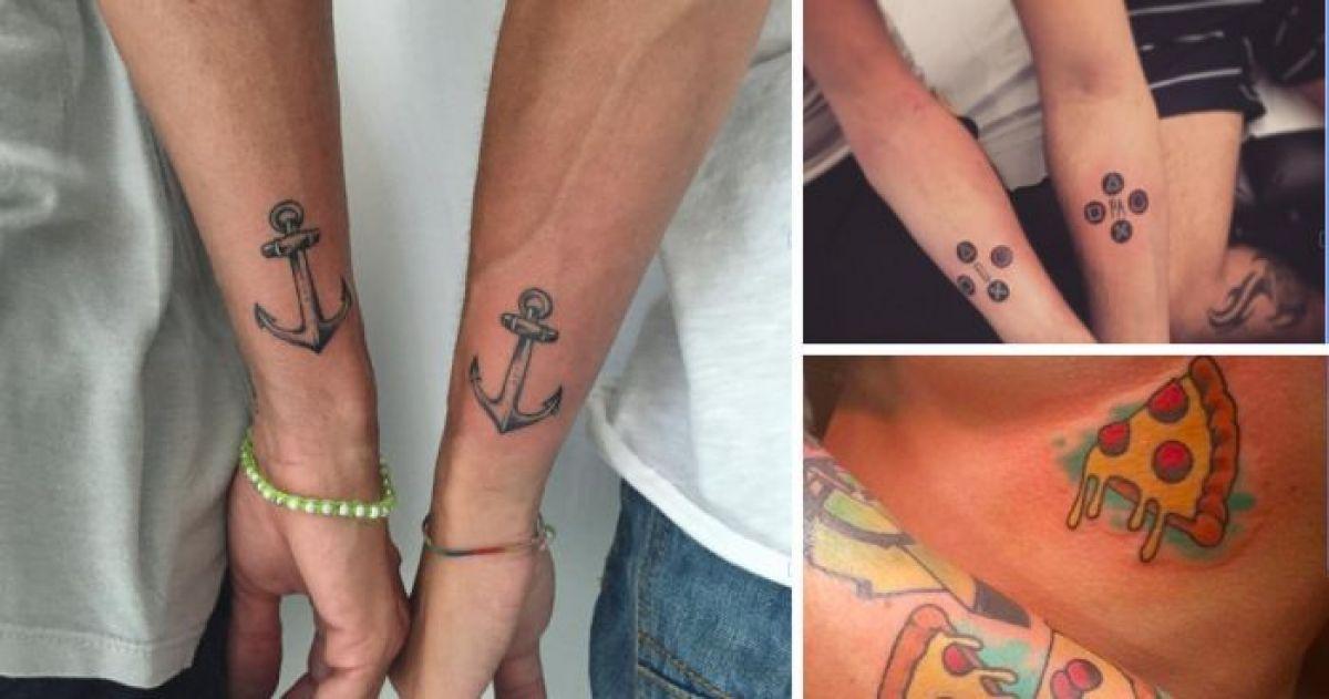 15 of the World\u0027s Best Bro Tattoos