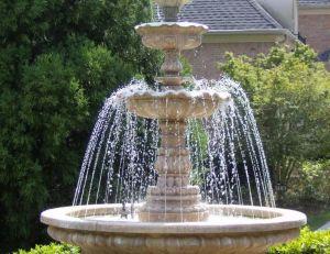 Fontaine De Jardin Installer Une Fontaine Dans Son