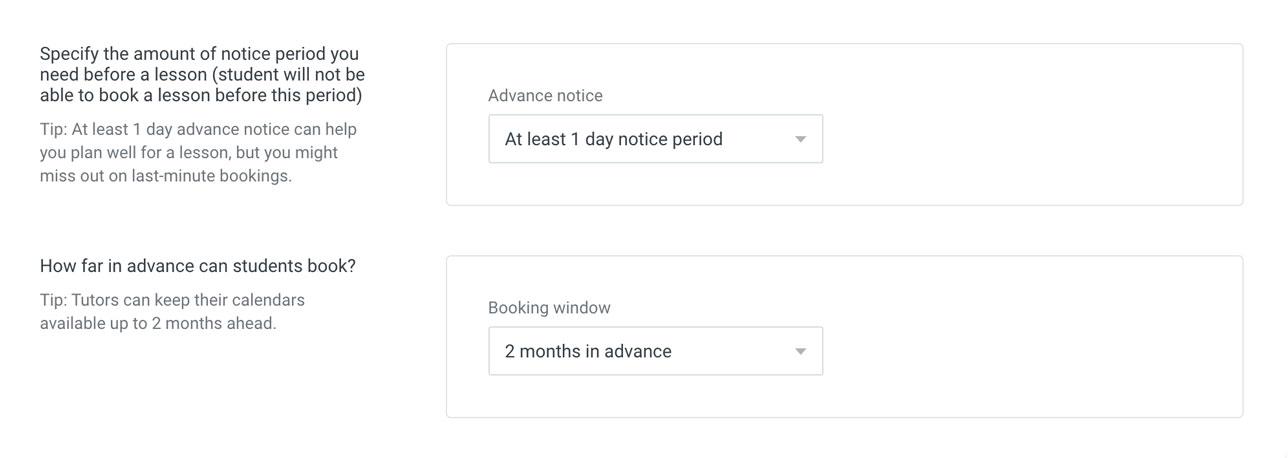 How to use Preply Calendar
