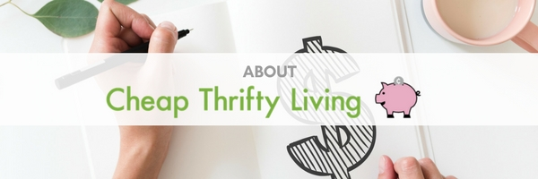 About CheapThriftyLiving CheapThriftyLiving
