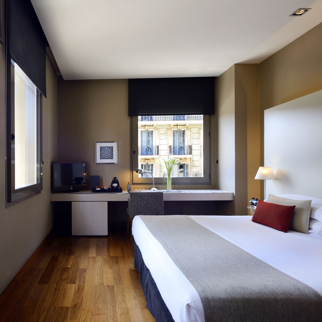 Grand Hotel Central Barcelona Grand Hotel Central Barcelona (barcelona, Catalonia) 141 Hotel Reviews | Tablet Hotels