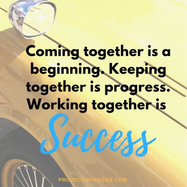 Teamwork Quotes 25 Best Inspirational Quotes About Working Together