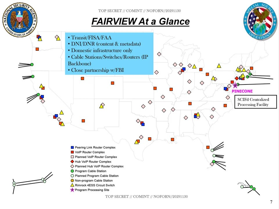 A Trail of Evidence Leading to ATT\u0027s Partnership with the NSA