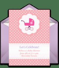 Baby Shower Dates - Baby Shower Invitations