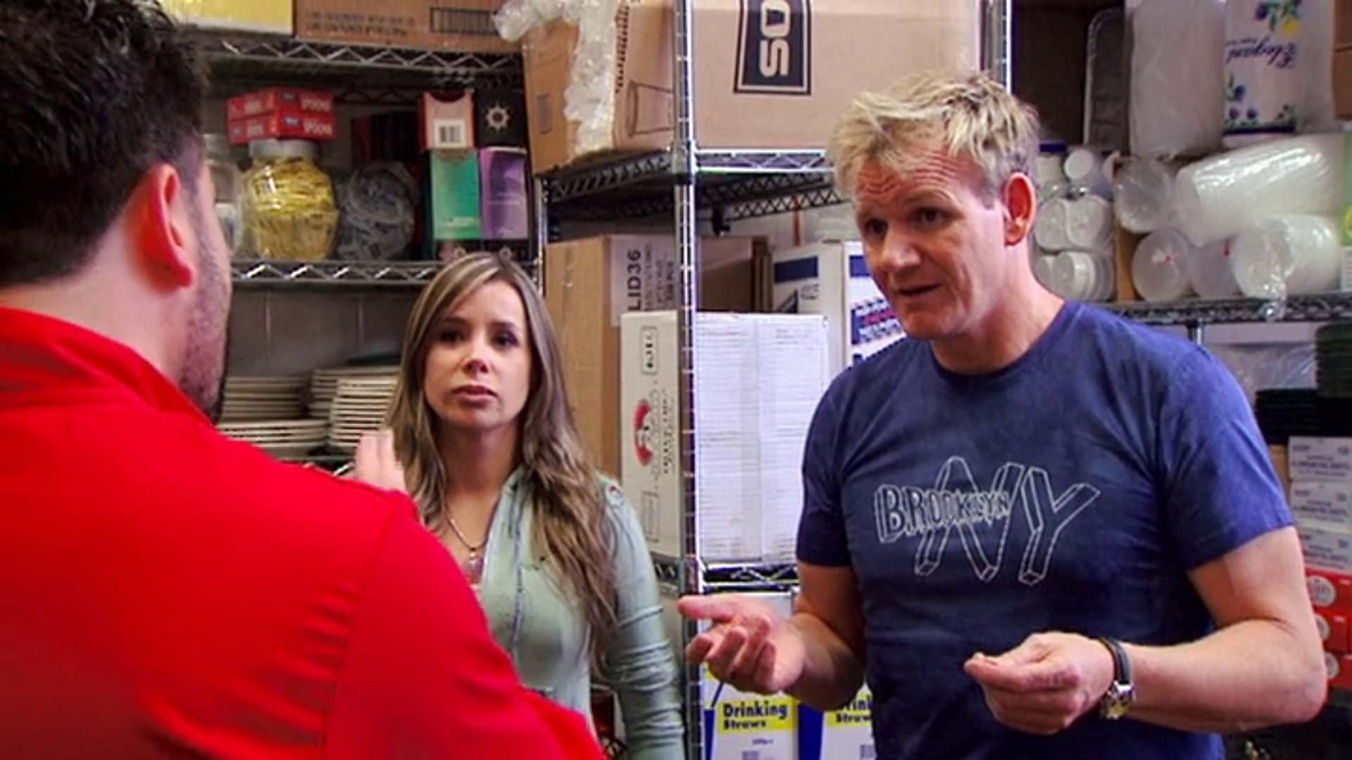 Kitchen Nightmares Season 1 Episode 11 Watch Online