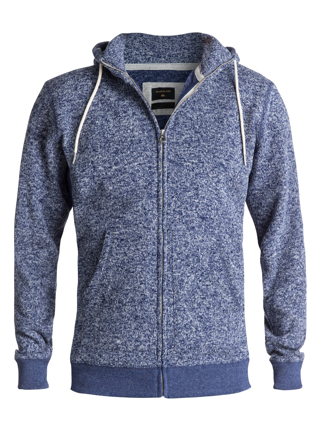 Polar Fleece Bettwäsche Keller Zip-up Polar Fleece Hoodie Eqyft03661 | Quiksilver