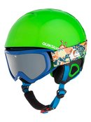 The Game Pack - Snowboard Helmet for Boys - Quiksilver