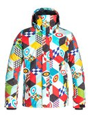 Alex Courtes Mission - Snowboard Jacket for Men - Quiksilver