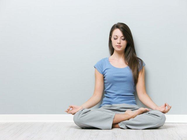 Meditation Girl Wallpaper Voc 234 233 Uma Pessoa Paciente Quizur