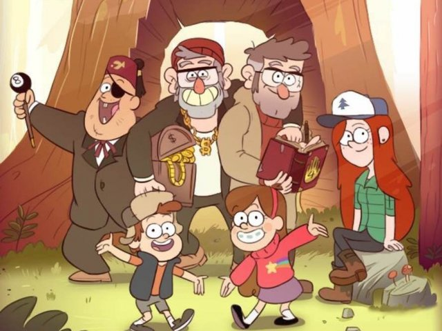 Gravity Falls Summerween Wallpaper Voc 234 Realmente Conhece Gravity Falls Quizur