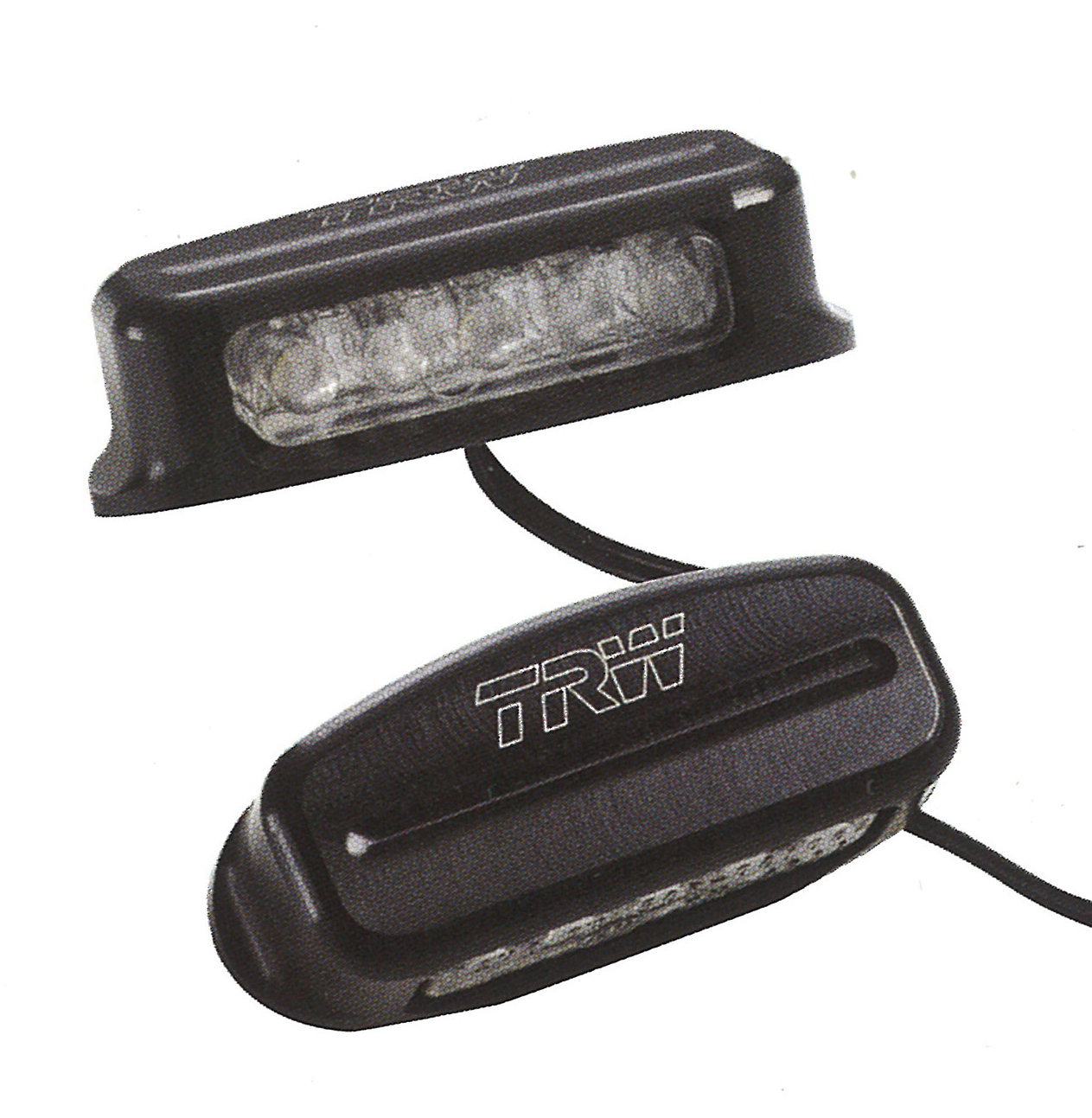 Eclairage Led Moto Trw Eclairage De Plaque Led Msh902 Rad Eu
