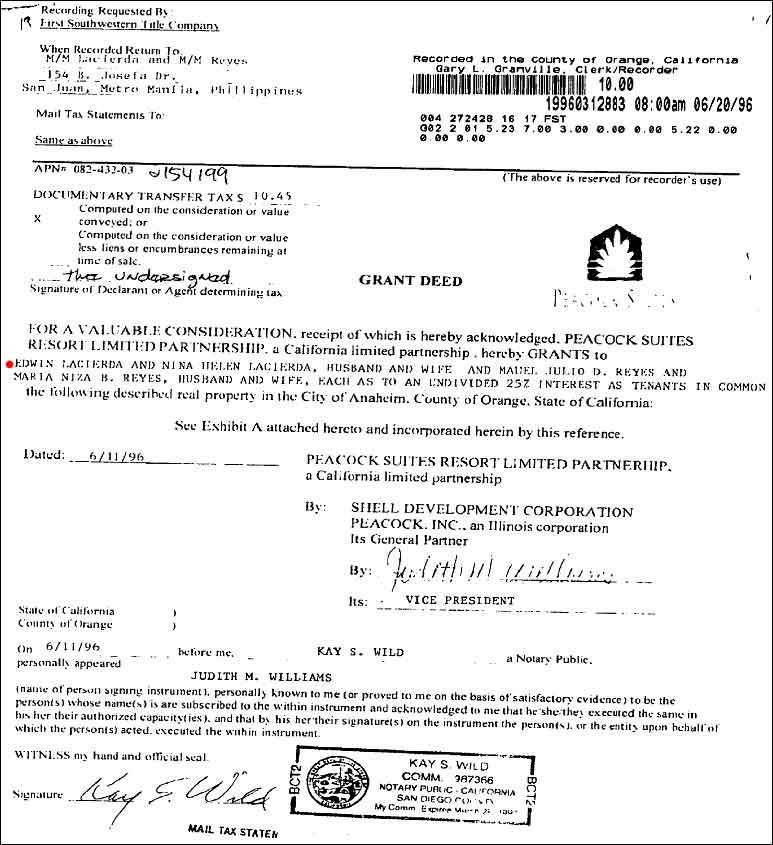 Grant Deed Form grant deed images - reverse search quit claim - grant deed form