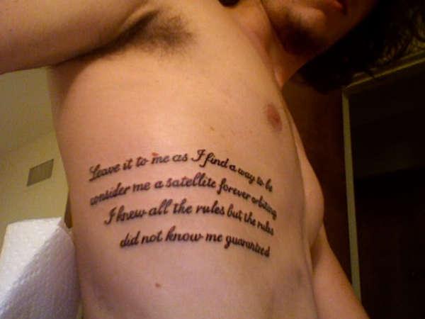 Marilyn Manson Wallpaper Quotes Into The Wild Eddie Vedder Lyrics Tattoo