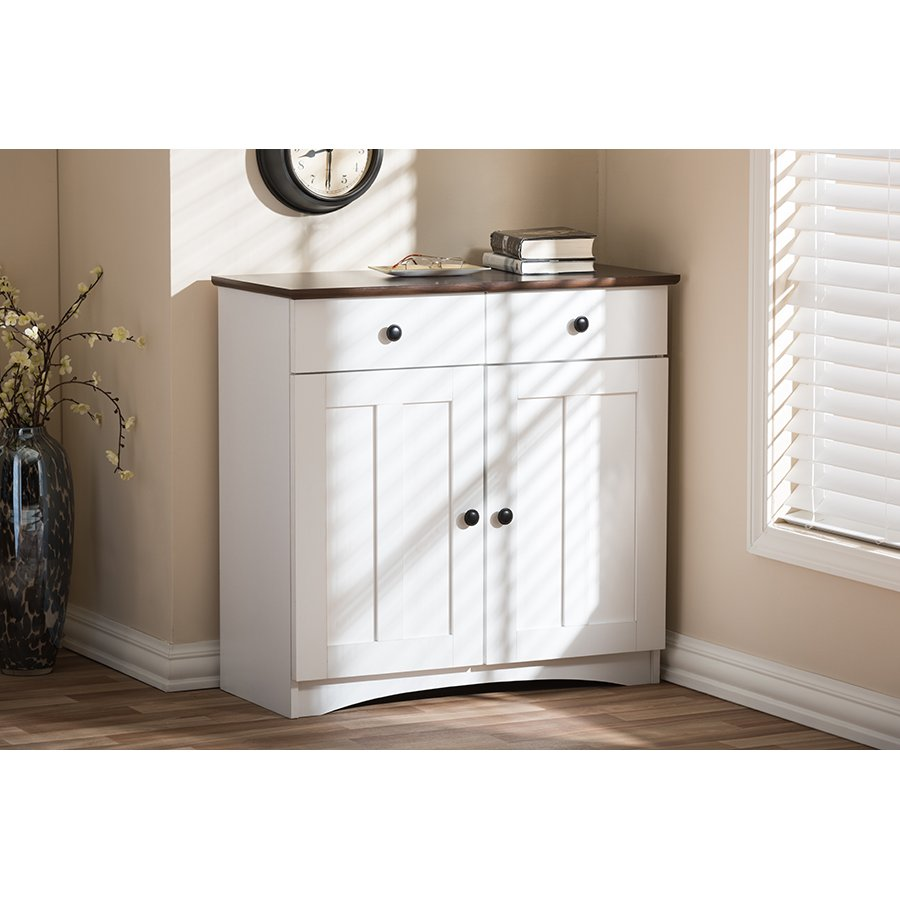 Buffet Kitchen Cabinet White Buffet Kitchen Cabinet Lauren