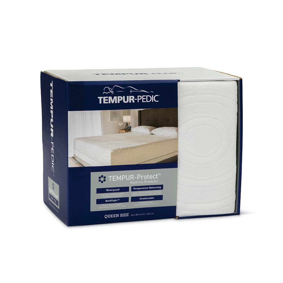 Where Is Temperpedic Made Tempur Pedic Twin Mattress Pad And 10 Year Limited Protection Plan Tempur Protect
