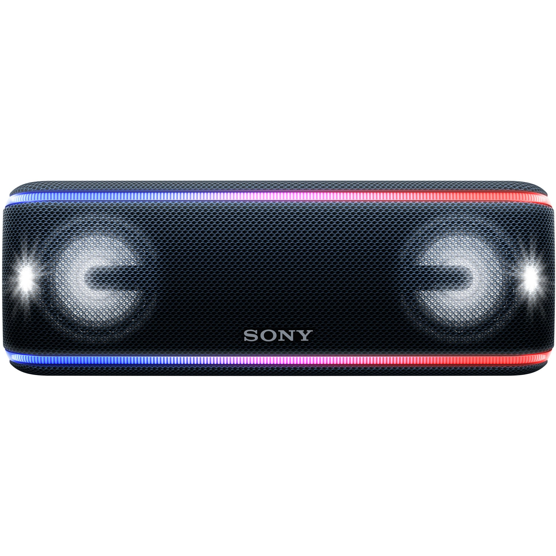 Bluetooth Box Black Sony Portable Bluetooth Speaker Srs Xb41