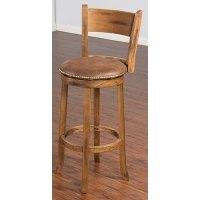 Swivel Bar Stool (30 Inch) - Sedona | RC Willey Furniture ...