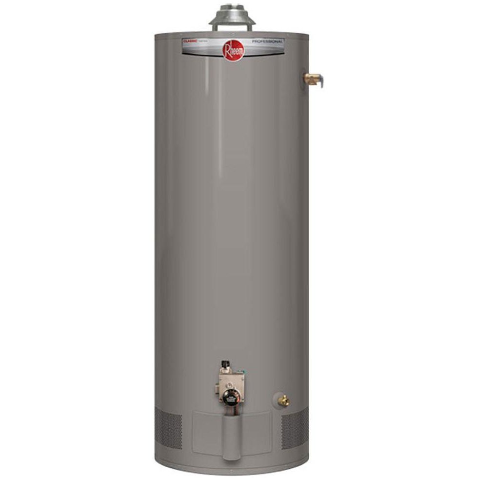 Rheem 50 Gallon Gas Water Heater Rcwilley Image1800jpg