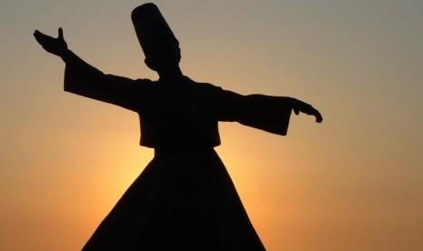 Berita Tentang Dunia Seni Tari Berita Teknologi Informasi Dan Komunikasi Terkini Tarian Sufi Ilustrasi