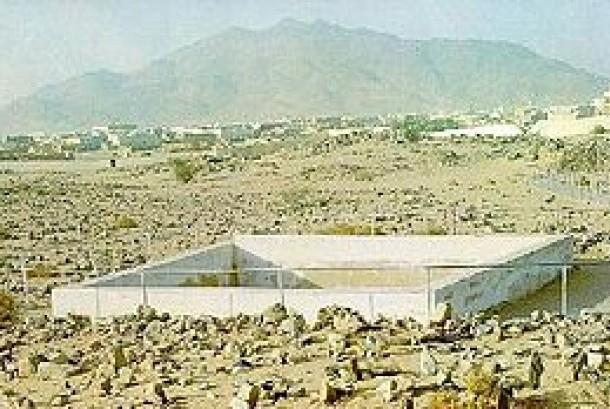 Lokasi Perang Badar (ilustrasi)