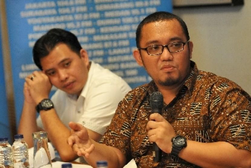 Ketua Umum PP Pemuda Muhammadiyah Dahnil Anzar Simanjuntak.