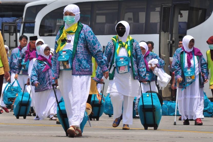 calon jamaah haji (ilustrasi)