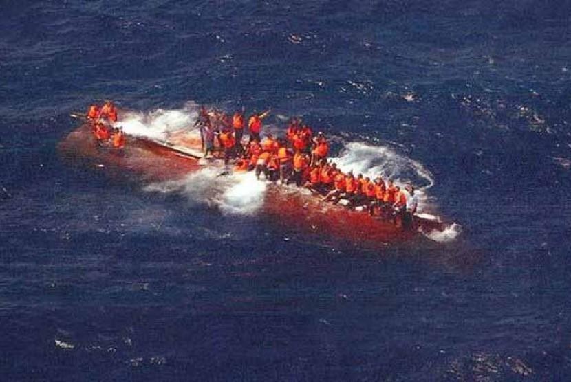 Kecelakaan Ngantang Malang  Perahu Tenggelam Di Bendungan Tiga Tewas Republika Online