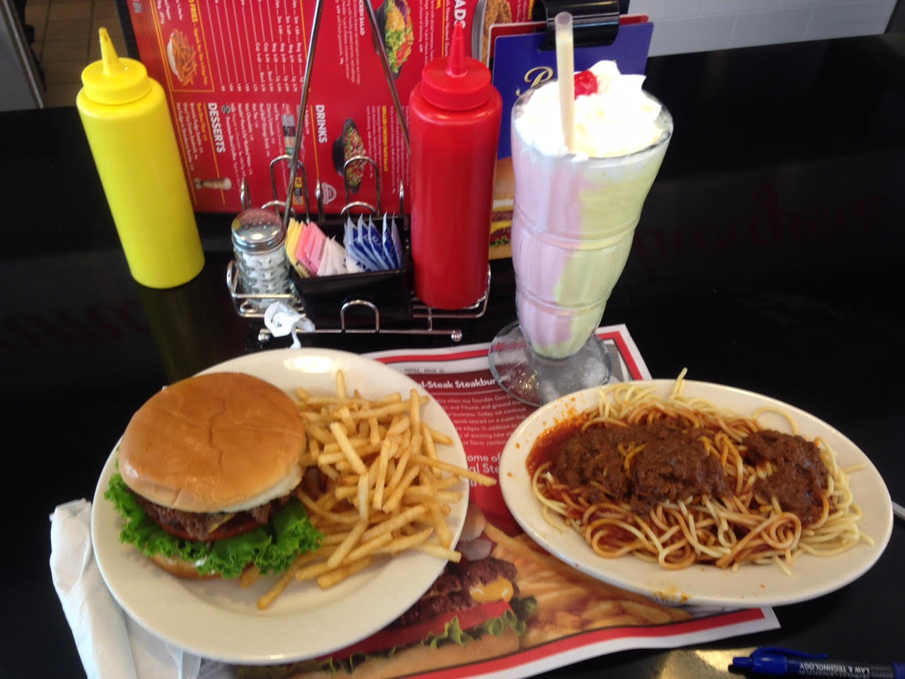 Fullsize Of Steak And Shake Menu