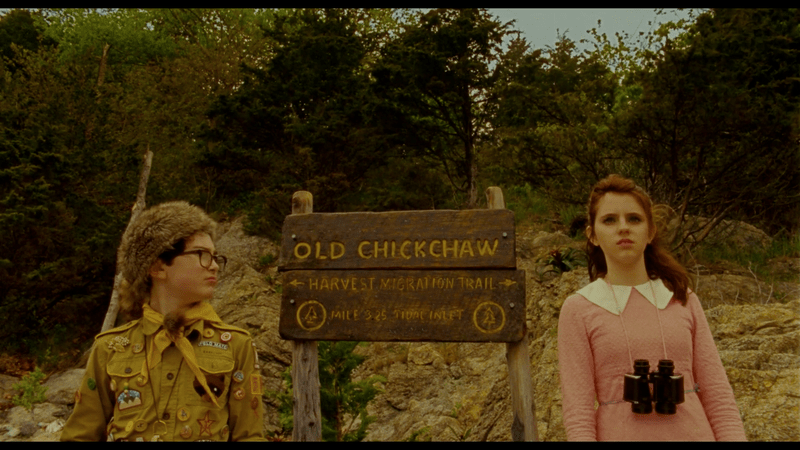Girl Scout Wallpaper The Wes Anderson Collection Chapter 7 Quot Moonrise Kingdom