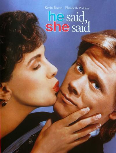He Said, She Said Movie Review (1991) | Roger Ebert
