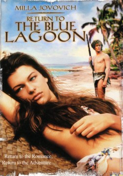 Return To The Blue Lagoon Movie Poster