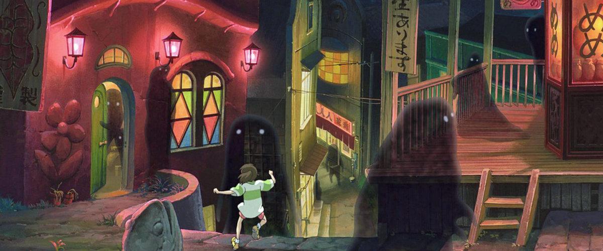 Horror Movie Wallpaper Hd Spirited Away Movie Review Amp Film Summary 2002 Roger Ebert