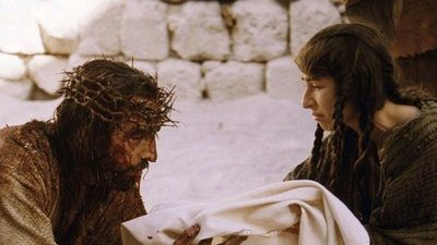 Passion Wallpapers Girl The Passion Of The Christ Movie Review 2004 Roger Ebert