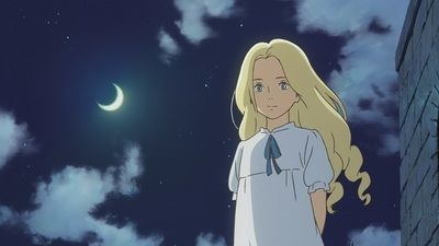 Beautiful Animated Girl Wallpaper When Marnie Was There Movie Review 2015 Roger Ebert