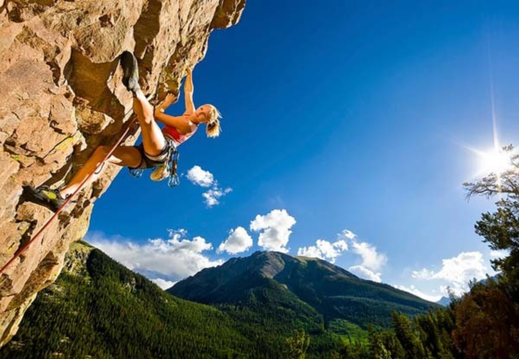 Achievement Quotes Hd Wallpaper Independence Pass Climbing