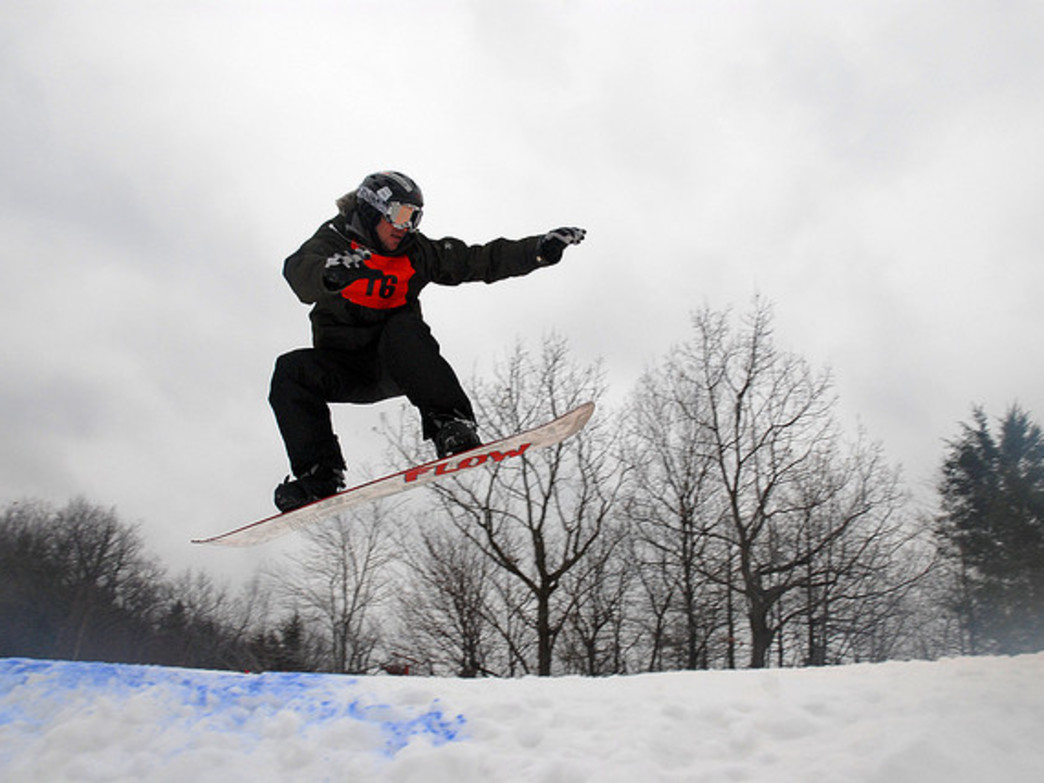 The 5 Best Ski Mountains In The Poconos