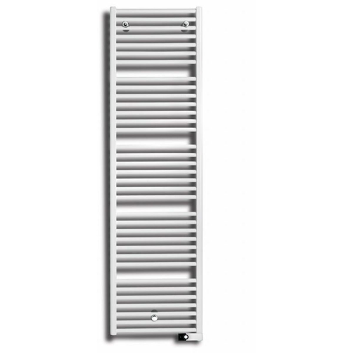 Complete Badkamer Outlet Vasco Hedria Hd El Electrische Radiator 500x1330mm Wit