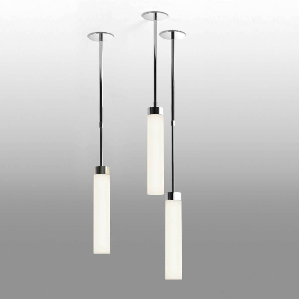Badkamer Lamp Staal Astro Kyoto Pendant Hanglamp Hl Exclusief 2g11 Chroom 28x7cm 1 15