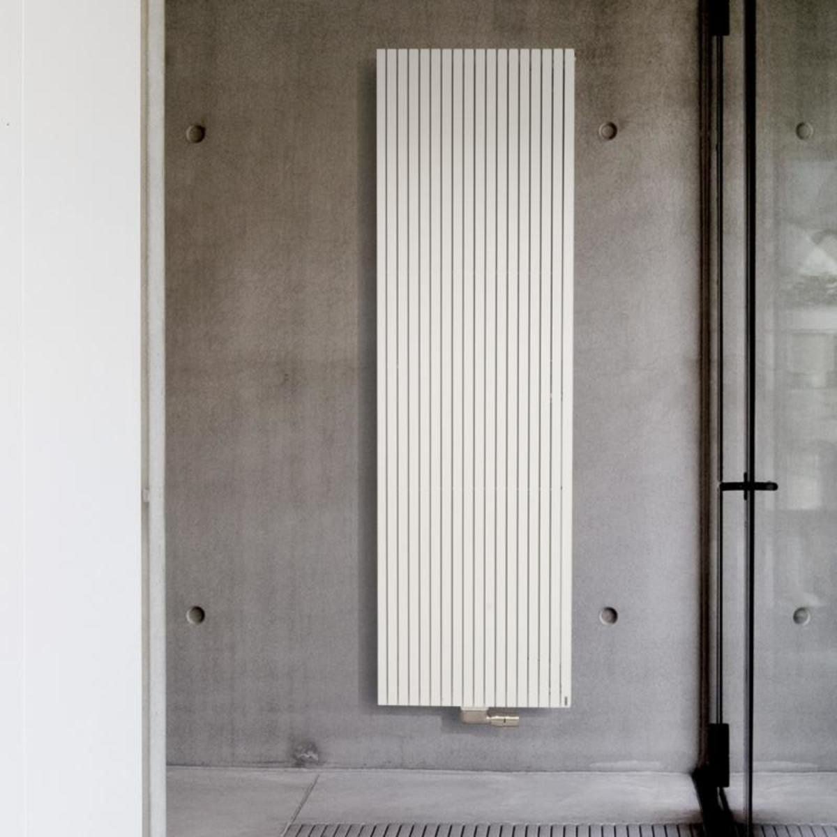 Aansluiten Design Radiator Badkamer Vasco Carre Plus Designradiator 2200x655mm 2666w Aansluiting 1188