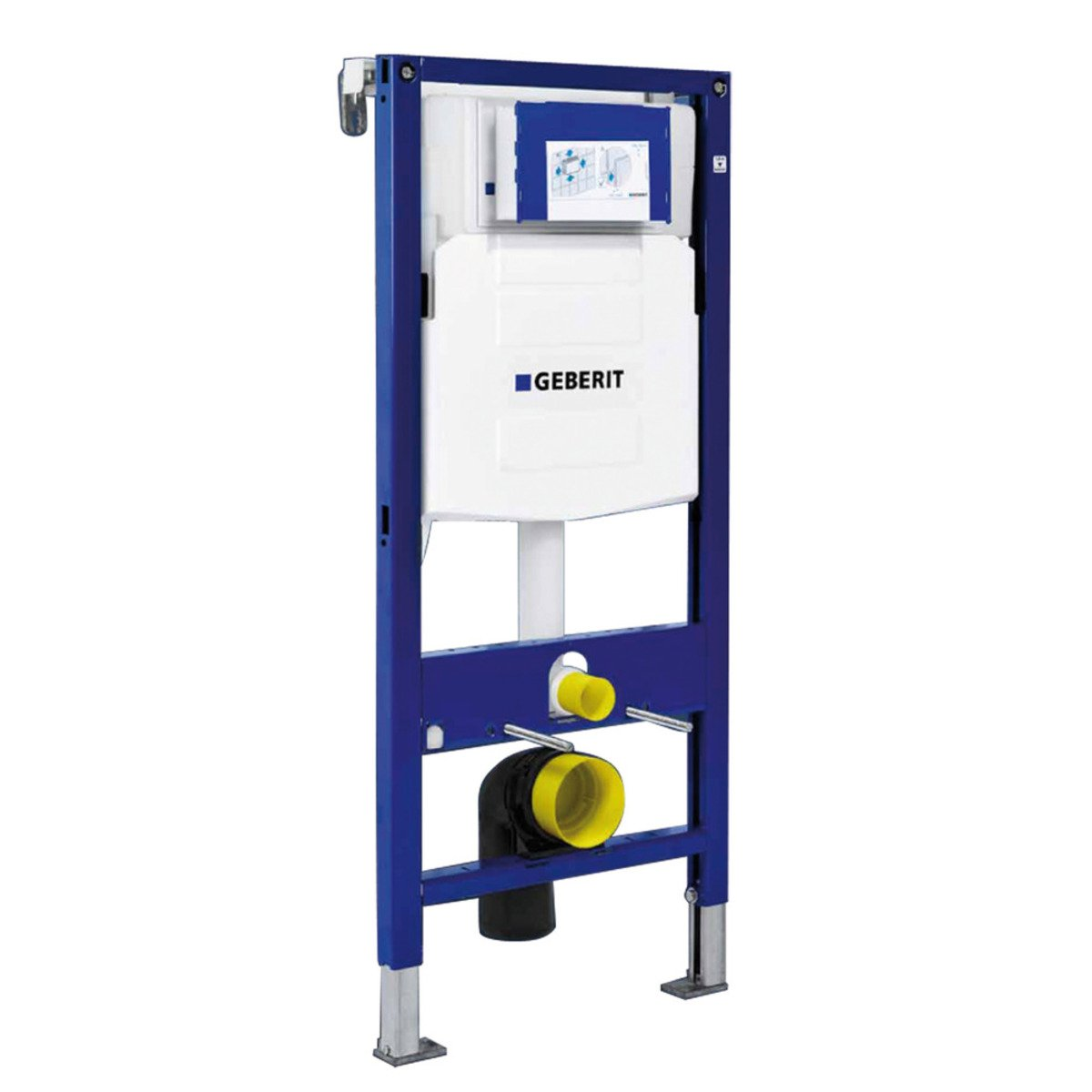 Compact Hangtoilet Geberit Systemfix 111305 Montage Element Voor Hangwc Met Up320