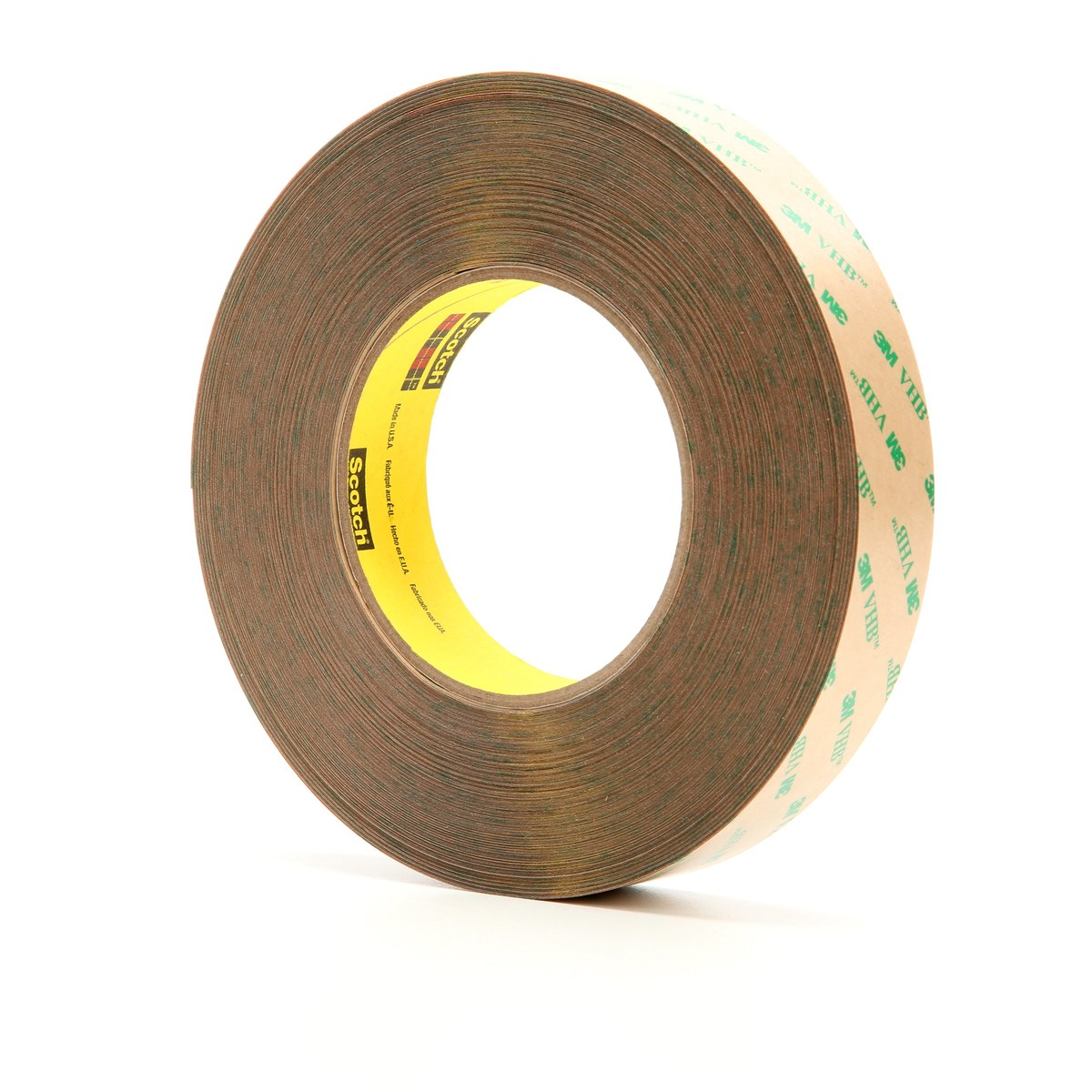 3m Vhb Tape Canada 3m F9469pc Vhb Tape 13971 1 In X 60 Yd Clear Rshughes