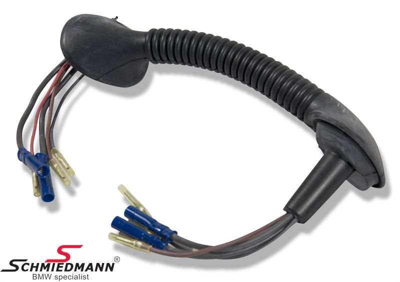 BMW E46 - Harness and harness repair kits for the trunk lid