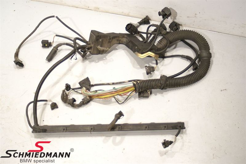 BMW E46 - Engine wiring harness - Schmiedmann - Used parts
