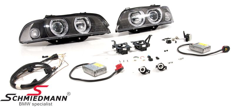 bmw e39 headlights