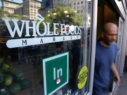 Whole Foods is battling against smaller formats such as Trader Joe's, which have proved successful with millennials. (Julie Jacobson/AP)