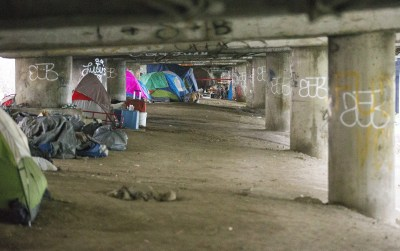 Five shot, two dead, at Seattle homeless encampment | The Seattle Times