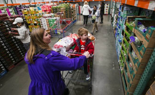 Costco Gets Creative To Meet Shoppers Huge Appetite For