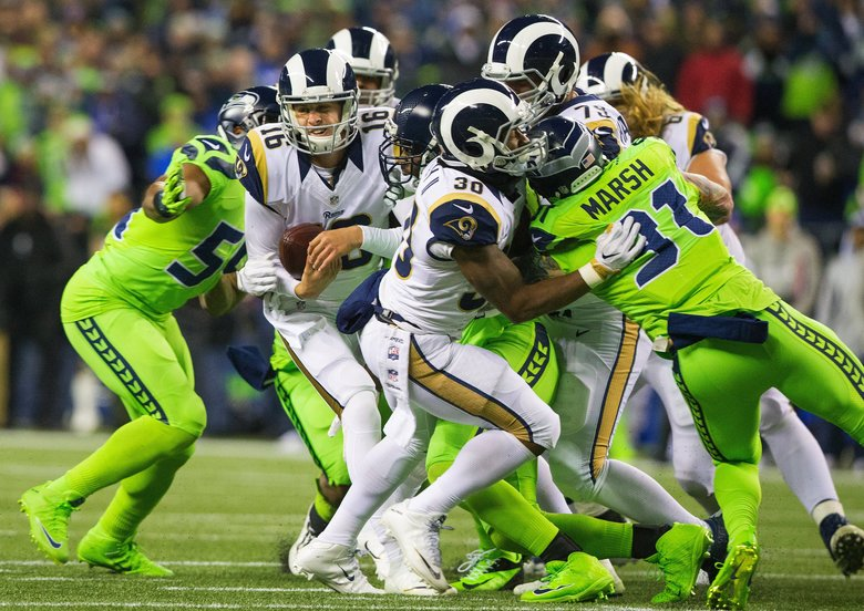 A post-draft review of the Seahawks\u0027 defensive depth chart The