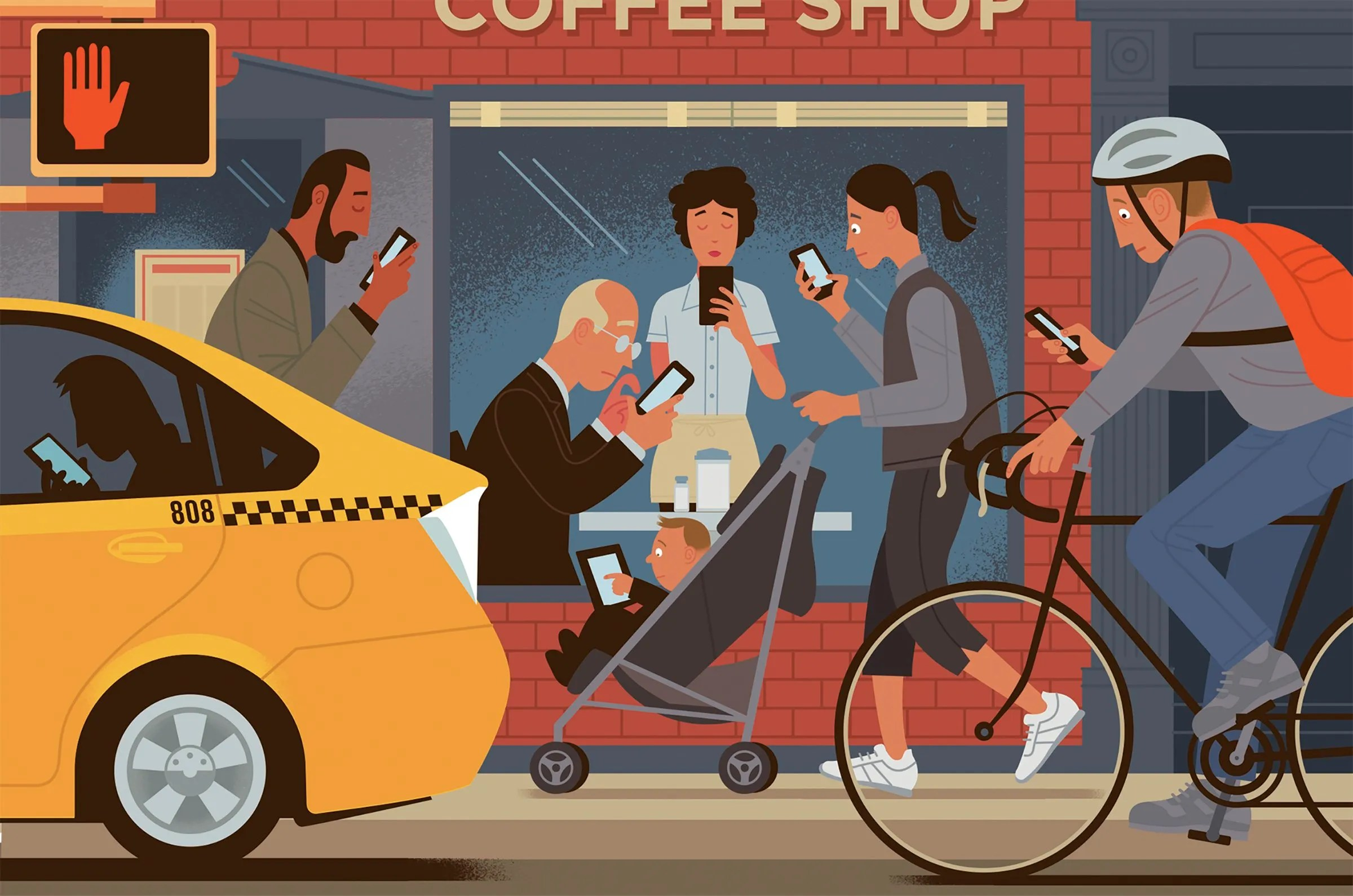 How Smartphone Addiction Is Affecting Our Physical And