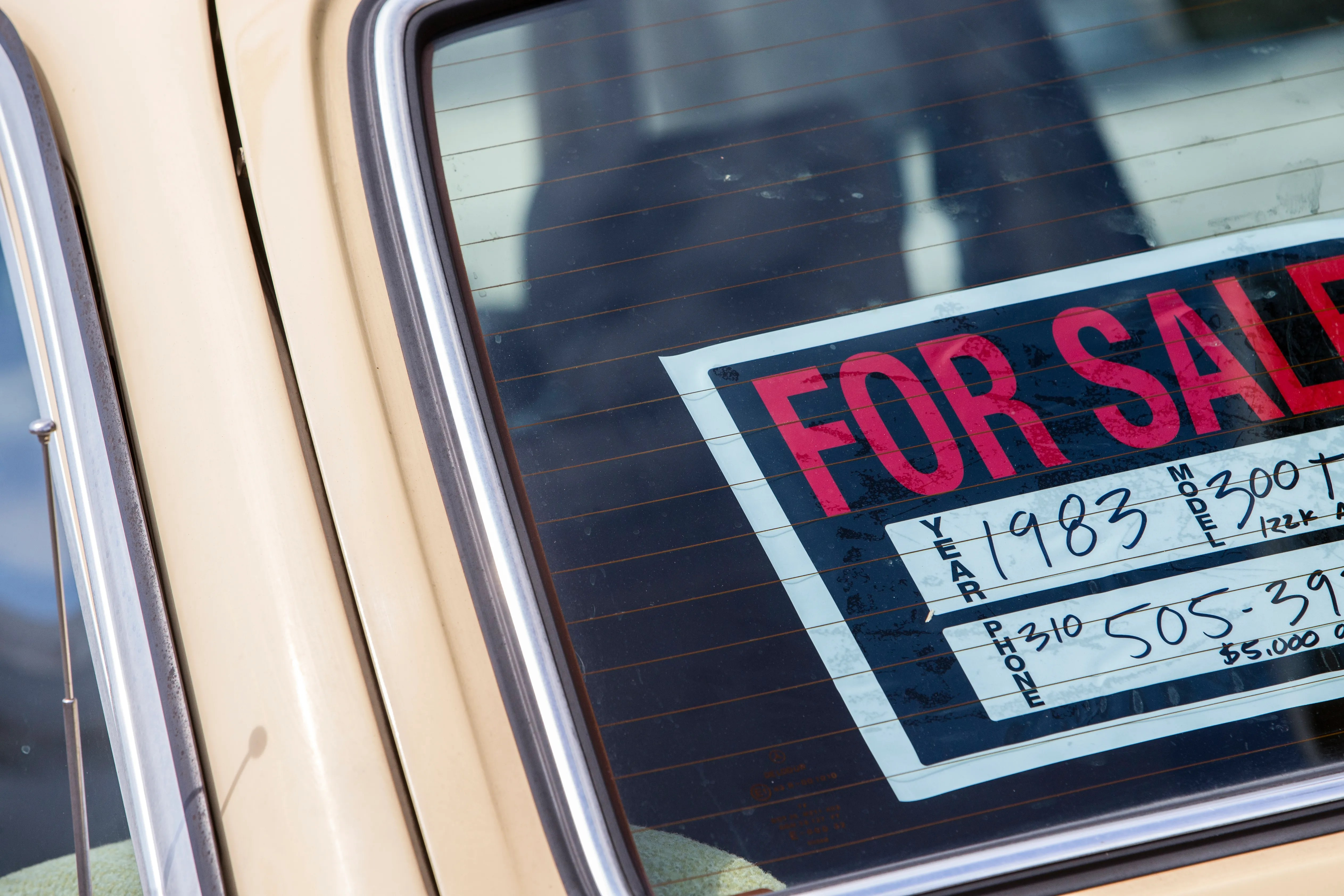 The best way to buy a used car from a private party The Seattle Times